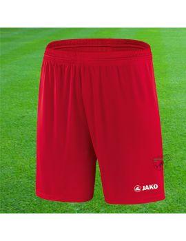 Boutique pour gardiens de but Shorts Joueur (sans protect.)  Jako - Short Manchester Rouge Adulte 4412-01 / 39