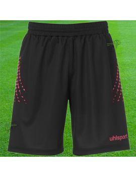 Boutique pour gardiens de but Shorts Joueur (sans protect.)  Uhlsport - Short Anatomic Endurance noir 100554403