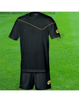 Boutique pour gardiens de but Kit Gardien (maillot  short)  LOTTO - KIT SIGMA NOIR Q0836