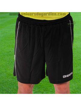 Boutique pour gardiens de but Shorts Joueur (sans protect.)  KAPPA - Short alba noir 301FFM0