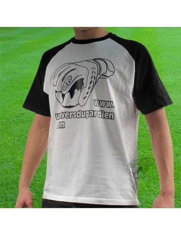 Boutique pour gardiens de but Textile univers du gardien  T-shirt Baseball Univers du Gardien Adulte K330