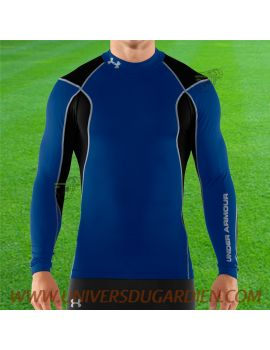 Boutique pour gardiens de but Sous maillots gardien  Under Armour - Coldgear Hybrid Mock 1233272-435