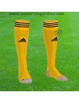Boutique pour gardiens de but Chaussettes gardien  Adidas - Adisock Jaune X20997