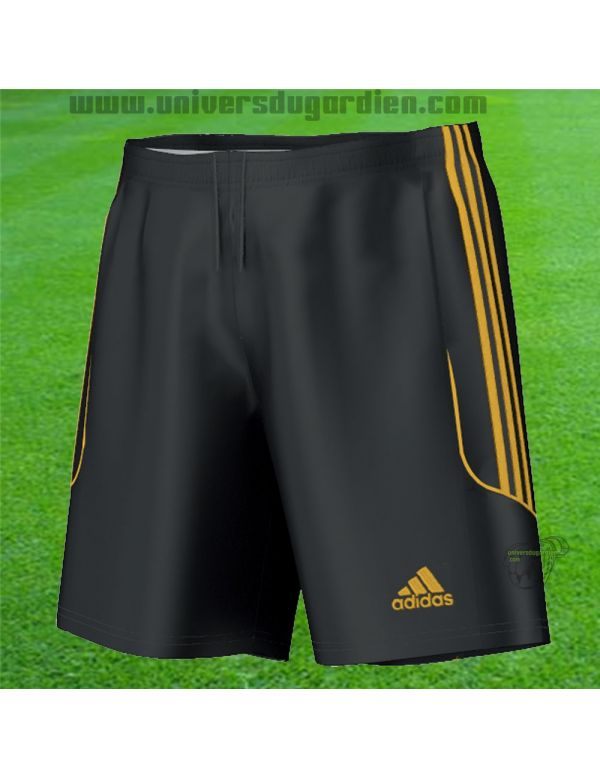 Boutique pour gardiens de but Shorts Joueur (sans protection)  Adidas - Short Squadra noir / jaune Z21582 / 231