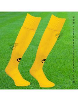 Boutique pour gardiens de but Chaussettes gardien  Uhlsport - Chaussettes Team Pro Classic Jaune 100330106