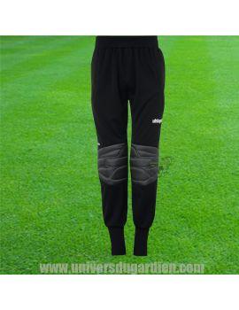 Boutique pour gardiens de but Pantalons gardien de but  Uhlsport - Pantalon gardien TORLINIE NOIR 100553501 / 22