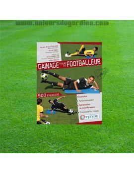 Boutique pour gardiens de but Librairie  Gainage pour le footballeur 789