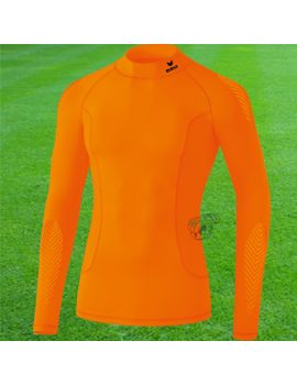 Boutique pour gardiens de but Sous maillots gardien  Erima - Support Longsleeve orange 2250740