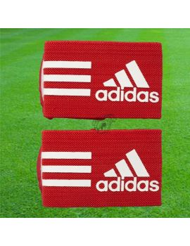 Boutique pour gardiens de but Maintien protège tibia  Adidas - Ankle Strap Rouge AZ9876 / 294