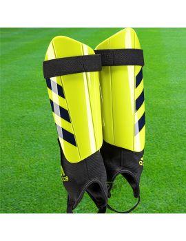 Boutique pour gardiens de but Protège tibias  Adidas - Protège tibia Ghost Club Jaune BR5374 / 243