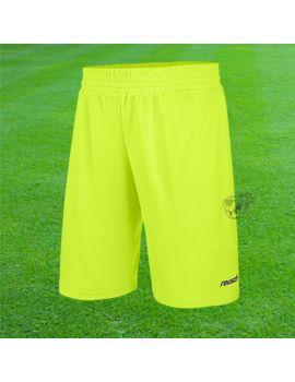 Boutique pour gardiens de but Shorts Joueur (sans protect.)  Reusch - Short Vorotar Jaune fluo 3718705-232 / 34