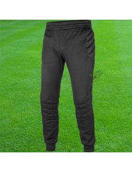Boutique pour gardiens de but Pantalons gardien junior  Reusch - Pantalon Starter Noir Junior 3726200-700 / 34