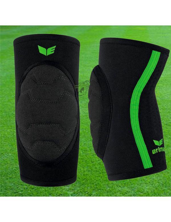 Boutique pour gardiens de but Protections  Erima - Coudière Bandage Noir Vert 7240702 / 91