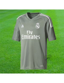Adidas - Maillot Gardien de but Real Madrid Junior 17 B31102 / 301 Maillots gardien junior boutique en ligne Gardien de but