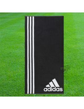 Boutique pour gardiens de but Serviettes  Adidas - Serviette Noir Blanc AB8008 / 123