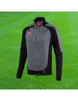 Boutique pour gardiens de but Coupe-vent / sweat  Puma - Evotraining sweat hiver 655421-06 / 71