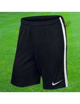 Boutique pour gardiens de but Shorts gardien junior  Nike - Short Knit league noir Junior 725990-010 / B93