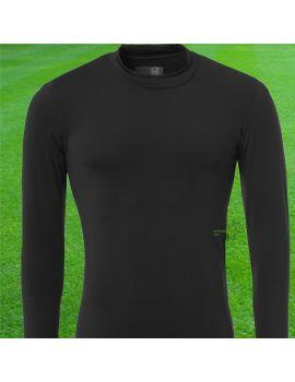 Boutique pour gardiens de but Sous maillots gardien  Uhlsport - Sous maillot Baselayer Noir Manches longues 1003078-02 / 15