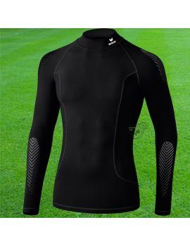 Boutique pour gardiens de but Sous-short et sous maillots gardien Junior  Erima - Support Longsleeve Noir Junior 2250709 JR