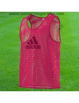 Boutique pour gardiens de but Chasubles  Adidas - Dossard Rose F82134