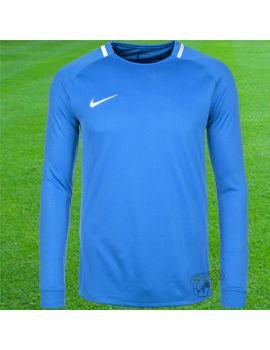 Boutique pour gardiens de but Maillots gardien junior  Nike - Maillot Park III Manches longues Bleu Junior 894516-406 / 33