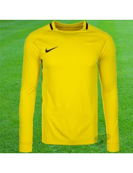 Nike - Maillot Park III Junior Manches longues Jaune 894516-741 / 36 Maillots gardien junior boutique en ligne Gardien de but