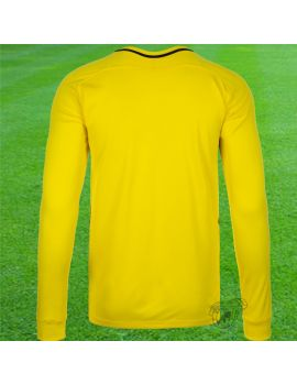 Manches Jaune Park Longues Junior Udg 894516 Maillot Iii Nike Xw060S