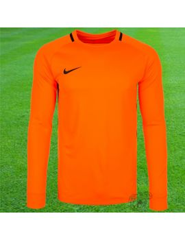 Nike - Maillot Park III Junior Manches longues Orange fluo 894516-803 / 34 Maillots gardien junior boutique en ligne Gardien ...