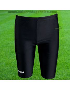 Boutique pour gardiens de but Sous-short et sous maillots gardien Junior  Uhlsport - Tight Shorts Noir JR 1003144-02
