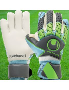Uhlsport - Absolutgrip Tight HN 1011073-01 / 143 Gants de Gardien Match boutique en ligne Gardien de but