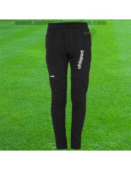 Boutique pour gardiens de but Pantalons gardien junior  Uhlsport - Essential Pantalon Gardien Noir Junior 1005584-01 / 23