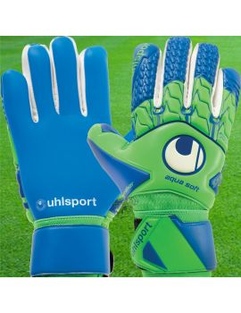 Uhlsport - Aquasoft HN Windbreaker 1011071-01 / 193 Gants Spécifiques Pluie boutique en ligne Gardien de but