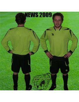 Boutique pour gardiens de but Kit Gardien (maillot  short)  KIT GK CLOVIS VERT 976/0027