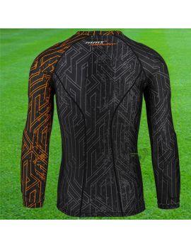 Boutique pour gardiens de but Sous maillots gardien  Reusch - Compression 3/4 Undershirt Padded Pro 3713500-783 / 45
