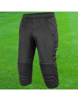 Boutique pour gardiens de but Pantalons gardien junior  Reusch - Contest Short 3/4 Junior Noir 3827205-700 / 92