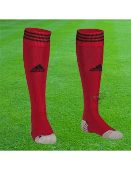 Boutique pour gardiens de but Chaussettes gardien  Adidas - Adisock rouge / noir X20998
