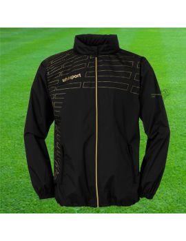 Boutique pour gardiens de but Coupe-vent junior  Uhlsport - Coupe-Vent MATCH Noir Junior 100316302