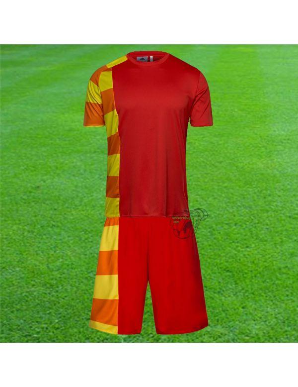 Boutique pour gardiens de but Kit Gardien (maillot  short)  Adidas - Pack Nado Rouge