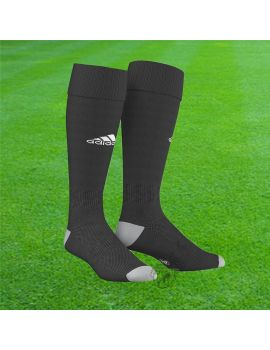 Boutique pour gardiens de but Chaussettes gardien  Adidas - Chaussettes Milano 16 Noir AJ5904