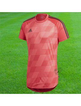 Adidas - Maillot Manches courtes Tango Graphic 18 CV9844 / 233 Maillot manches courtes boutique en ligne Gardien de but