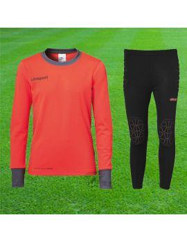 Boutique pour gardiens de but Kit gardien junior  Uhlsport - Kit de Gardien de but Score Junior Orange 1005615-02 / 23