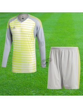 Boutique pour gardiens de but Maillots manches longues  Adidas - Pack Adipro 18 + Short Condivo 18 Gris