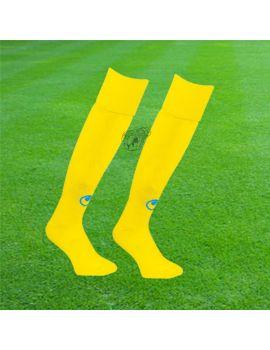 Boutique pour gardiens de but Chaussettes gardien  Uhlsport - Chaussettes Team Essential Citron Cyan 100368026