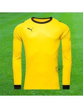 Puma - Maillot de gardien de but Liga Jaune