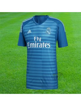 Adidas - Maillot Gardien de but Real Madrid Adulte 18/19