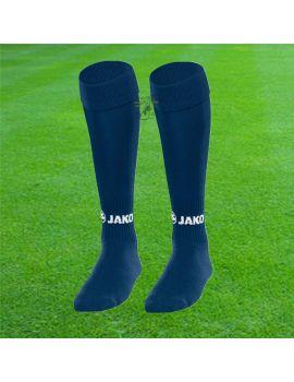 Boutique pour gardiens de but Chaussettes gardien  Jako - Chaussettes Glasgow 2.0 Bleu Marine 3814-09 / 53
