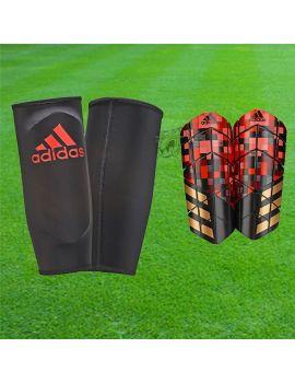 Boutique pour gardiens de but Protège tibias  Adidas - Protège Tibias X Telstar CW9714 / 183