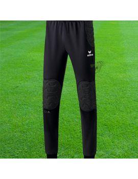 Erima - Pantalon de gardien Kevlar Noir