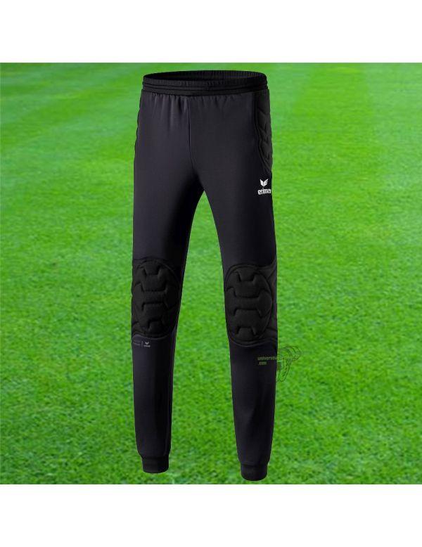 Boutique pour gardiens de but Pantalons gardien de but  Erima - Pantalon de gardien Elemental Noir 4100702 / 84