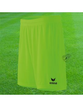 Boutique pour gardiens de but Shorts gardien junior  Erima - Short Rio 2.0 Vert fluo Junior 3151801 / 42